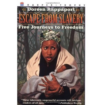 an escape to freedom from slavery Escape from slavery: five journeys to freedom [doreen rappaport, charles lilly] on amazoncom free shipping on qualifying offers freedom eliza and her baby, running across the ice.