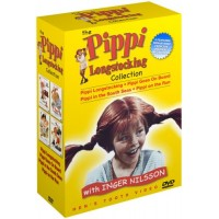 Pippi Longstocking Film Collection