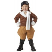 Amelia Earhart Toddler Costume