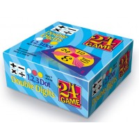 Original 24 Game Cards Double Digits