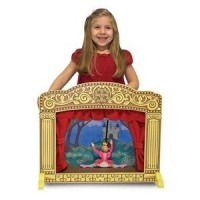 Red Curtain Puppet Theatre