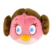 Angry Birds Star Wars Leia 5&quot; Plush