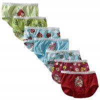 Angry Birds Fruit of the Loom 7-Pack Underwear