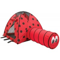 Lady Bug Tent and Tunnel