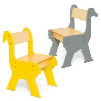 Safari Duck and Ostrich Chairs