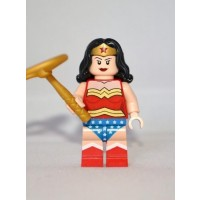 Lego Wonder Woman Figure