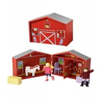 Lucky Stable Play Set