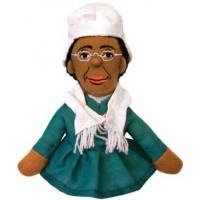 Sojourner Truth Finger Puppet &amp; Magnet