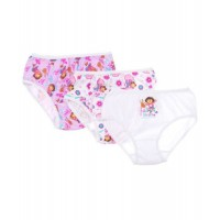 Dora the Explorer Fall Friends Underwear 3-Pack