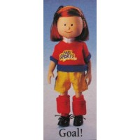 Madeline Soccer Doll