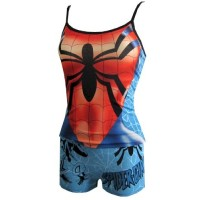 Marvel Comics Spider-Girl Cami & Panty Set