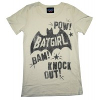 Batgirl Knockout T-Shirt
