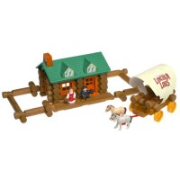 Lincoln Logs: Conestoga Homestead