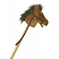 "37"" Plush Stick Pony"