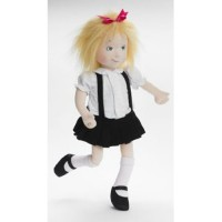 "Eloise 18"" Cloth Doll"