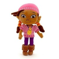 Izzy the Pirate Plush