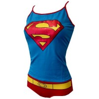 DC Comics Super Girl Cami Panty Set