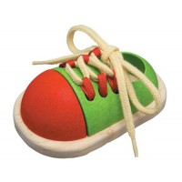 Preschool Tie-Up Shoe