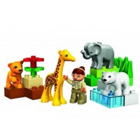 Duplo Baby Zoo