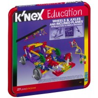 Intro to Simple Machines: Wheels, Axels and Inclined Planes