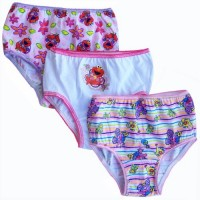Sesame Street Elmo and Abby Underwear 3-Pack