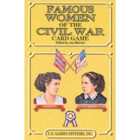 Famous Women of the Civil War Card Game