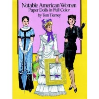 Notable American Women Paper Dolls
