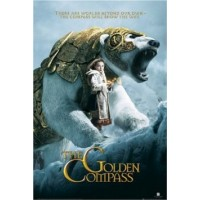 The Golden Compass Lyra Belacqua Movie Poster