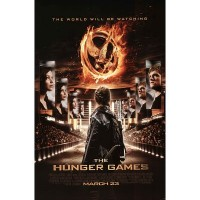 "The Hunger Games ""The World Will Be Watching"" Movie Poster"