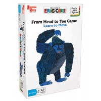 Eric Carle's From Head to Toe Board Game