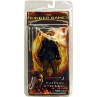 The Hunger Games Movie - Katniss Action Figure