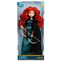Princess Merida Doll