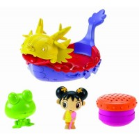 Kai-Lan Dragon Boat Tub Toy