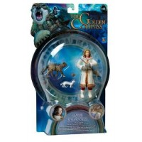 The Golden Compass - Lyra & Pantalaimon Action Figures