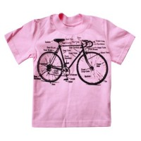 Bike Diagram T-Shirt