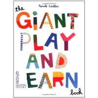 Giant Play and Learn Book