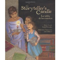 The Storyteller's Candle / La velita de los cuentos