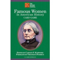Famous Women in American History Card Game