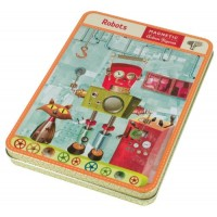 Magnetic Robot Design Set