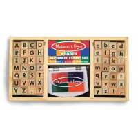 Deluxe Alphabet Stamp Set