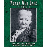 Women Who Dare Knowledge Cards: Volume II