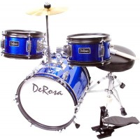 Children's 3 Piece Drum Set