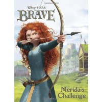 Merida's Challenge Coloring Book
