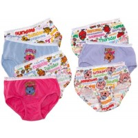 Little Miss Underwear 7-Pack