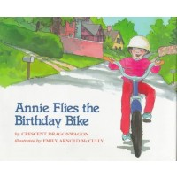 Annie Flies The Birthday Bike
