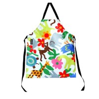 Organic Cotton Child's Apron