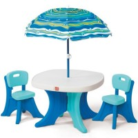 Play and Shade Patio Set