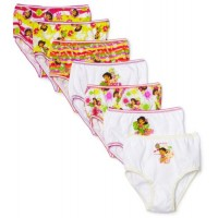 Dora the Explorer Summer Fun Underwear 7-Pack