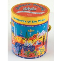 Landmarks of the World Puzzle