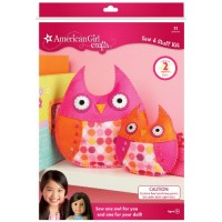 Sew and Stuff - Owls